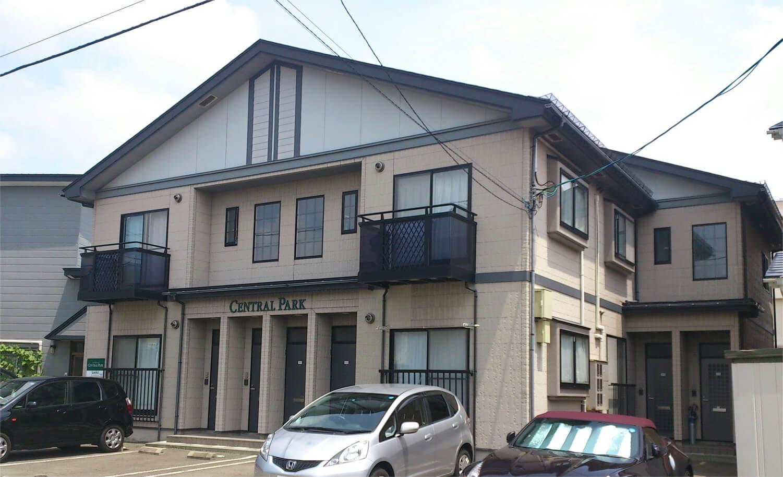 優良アパート情報(川元小川町)「セントラルパーク」