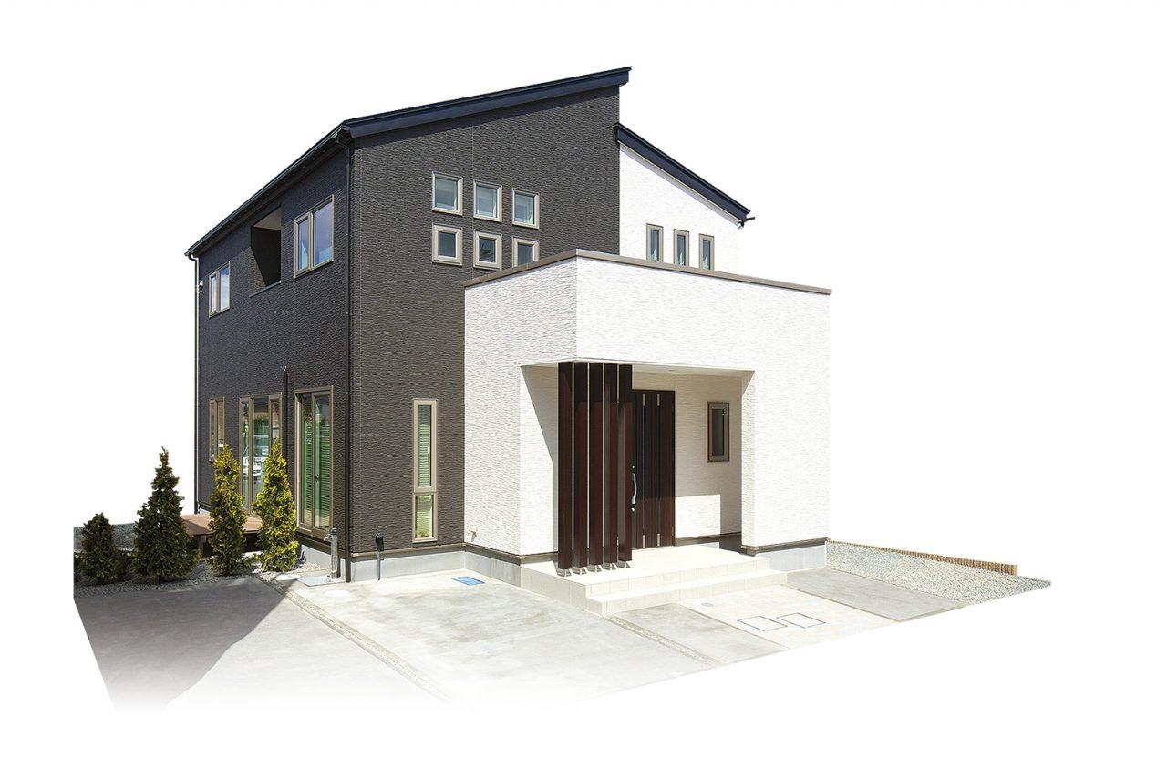 2015 モデルハウス (ヒートポンプ電化住宅)