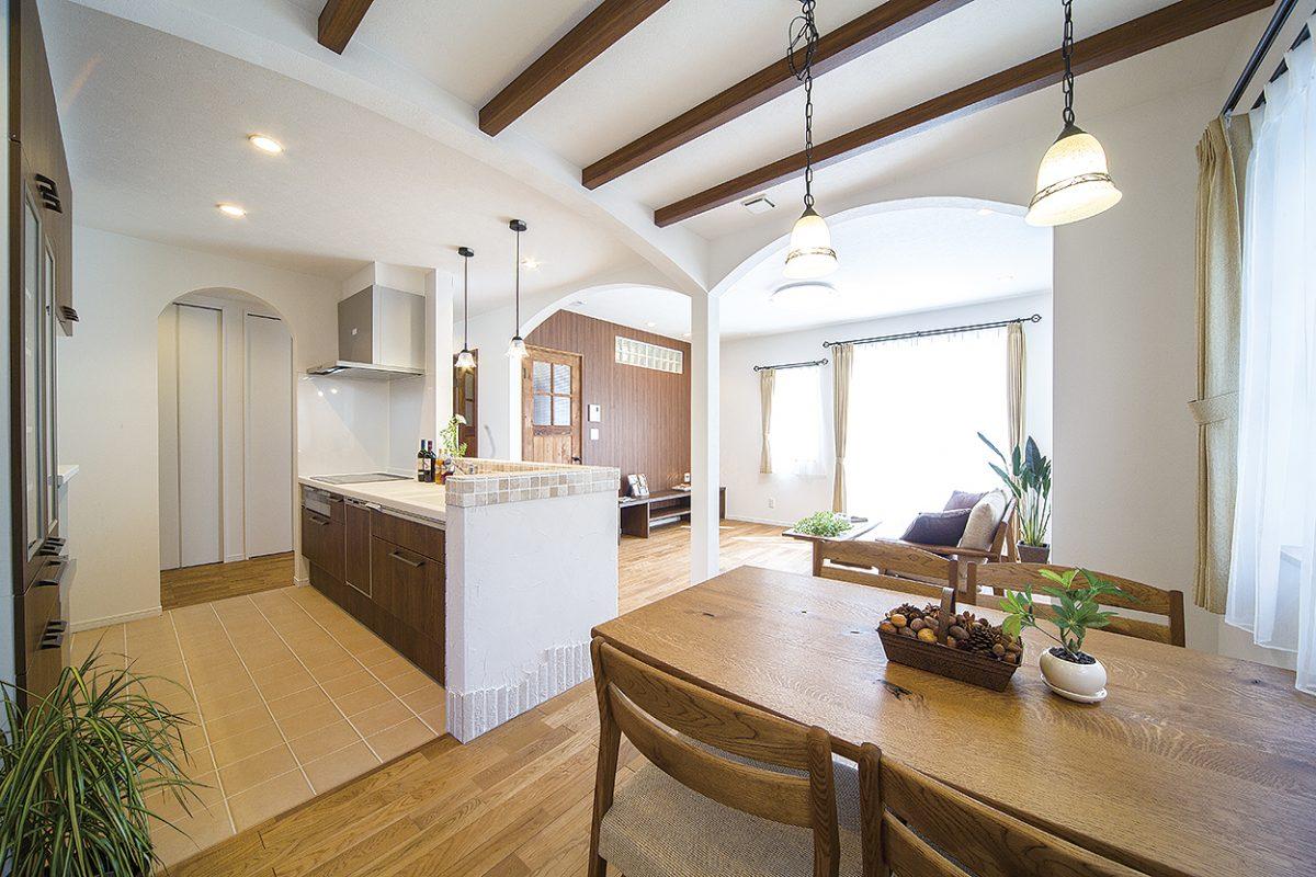 2015 自然素材住宅