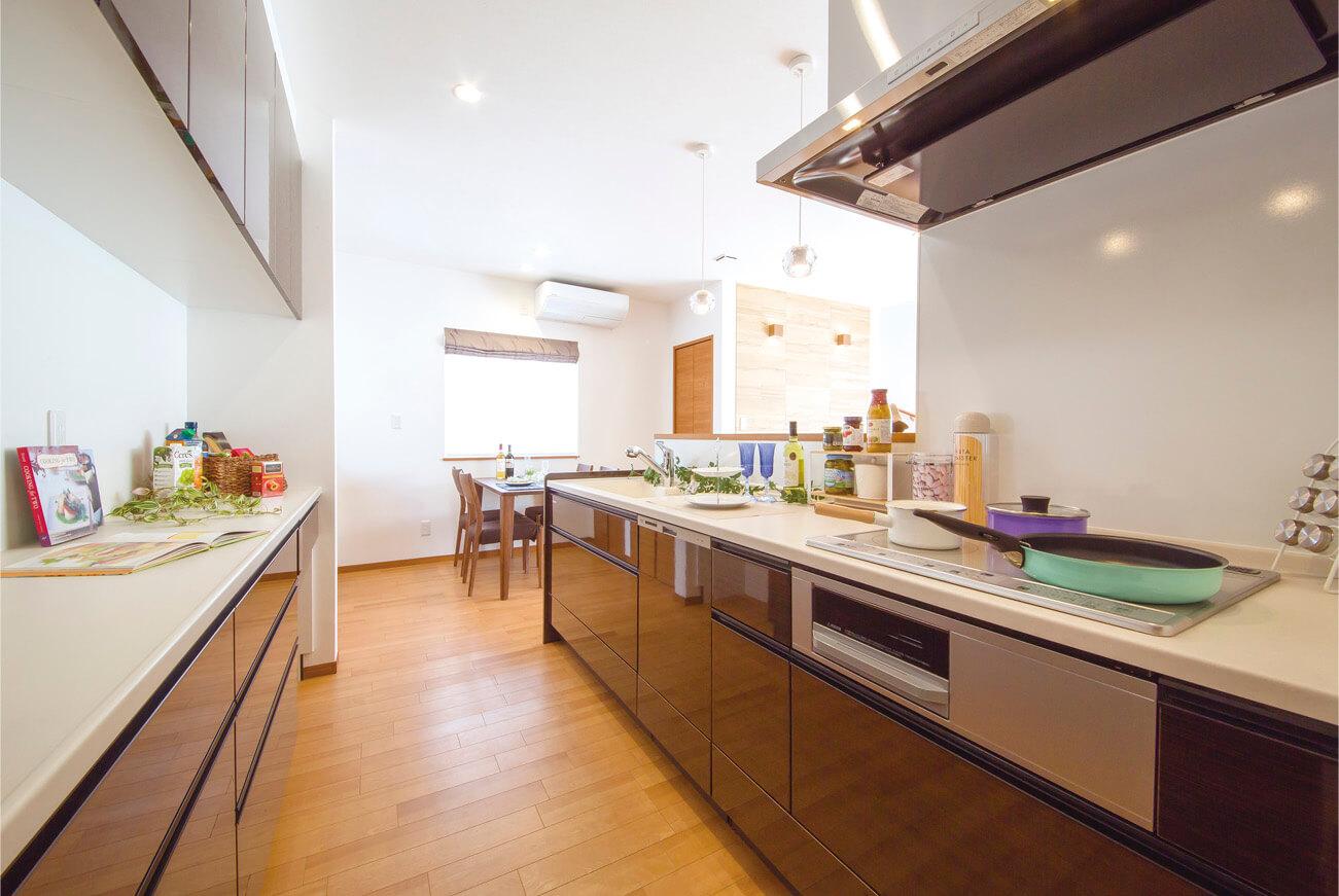 画像:キッチン