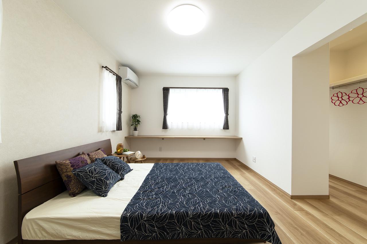 画像:寝室01