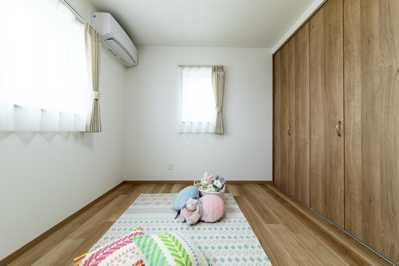 画像:子ども部屋