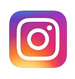 Instagram を始めました。