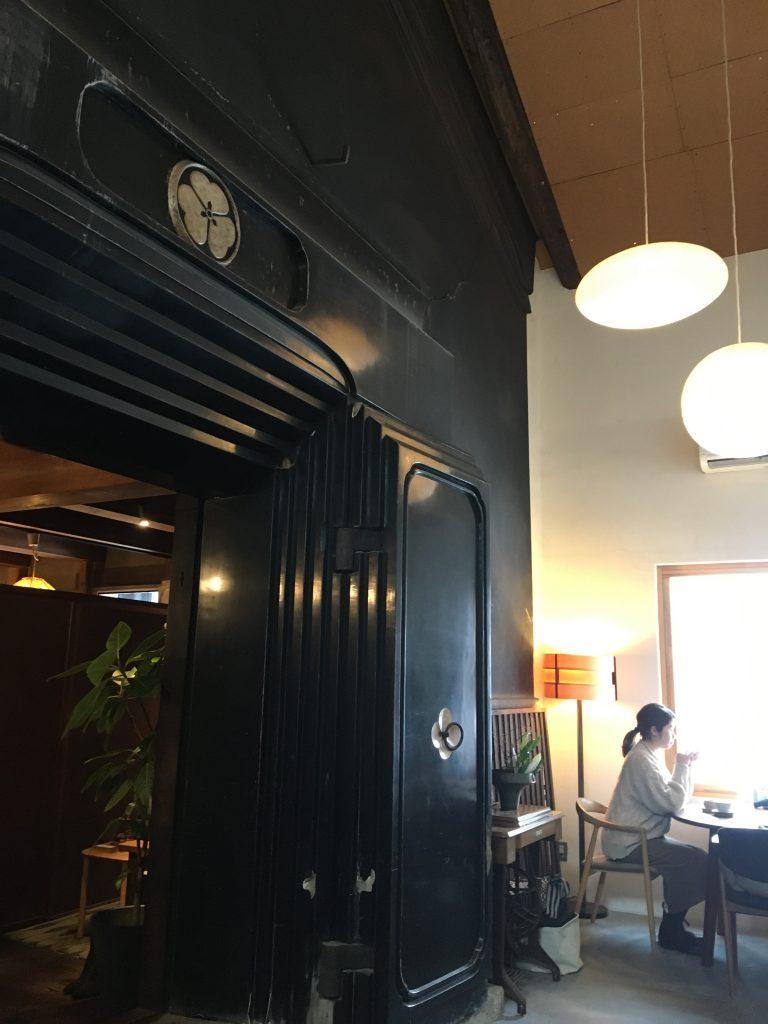 お洒落カフェ