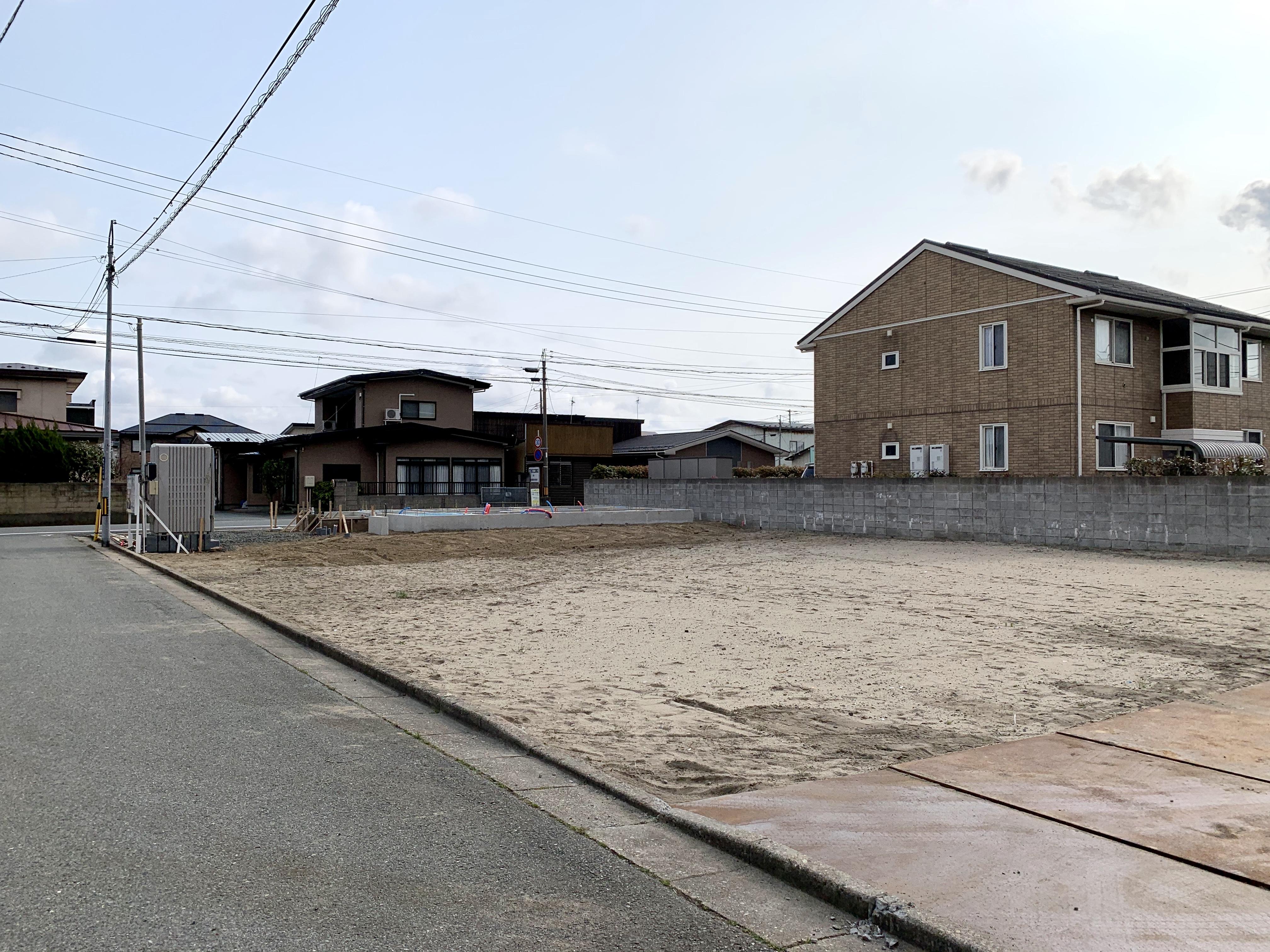 注文住宅用地「港北松野町」