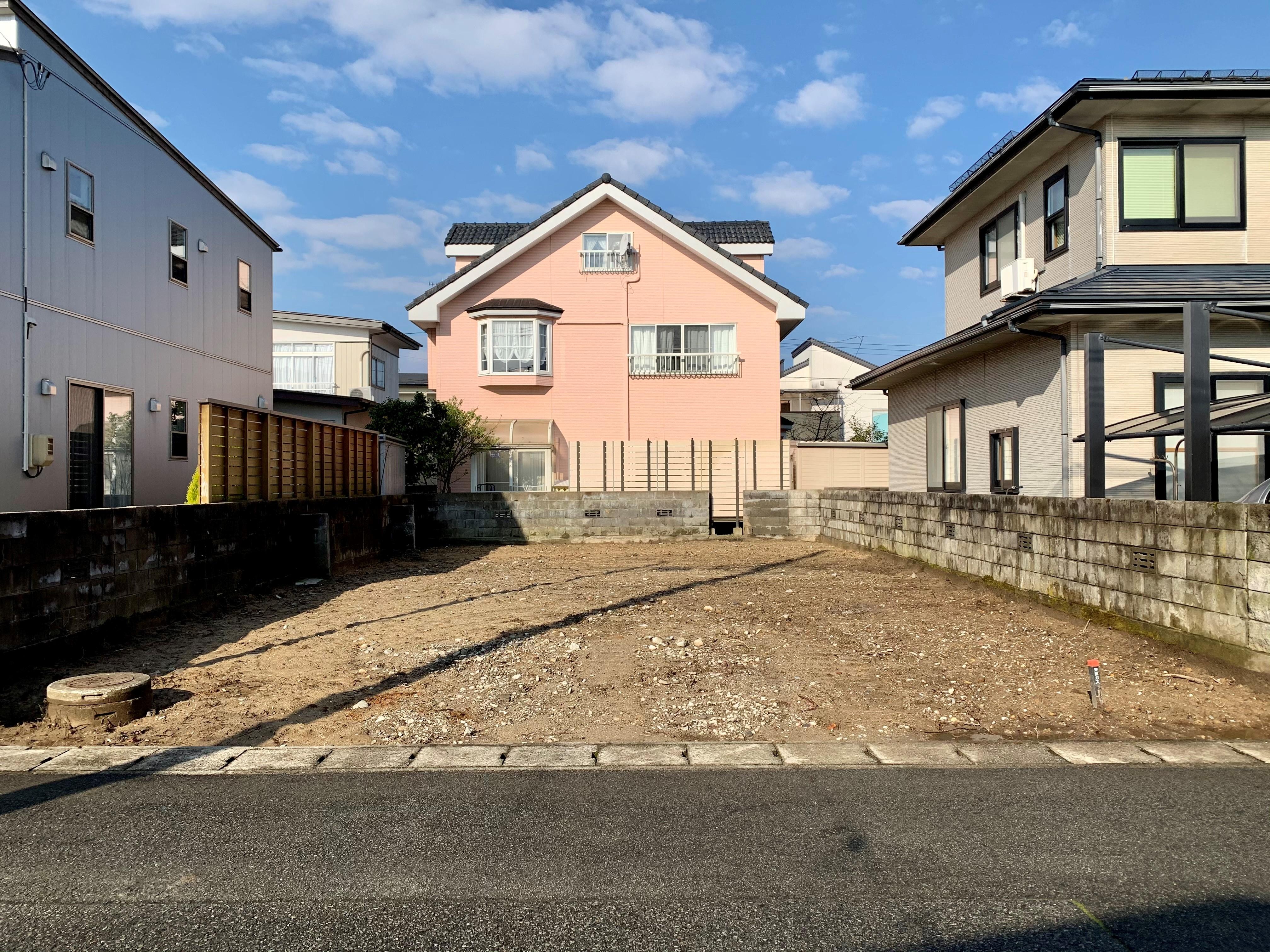 注文住宅用地「仁井田二ツ屋」